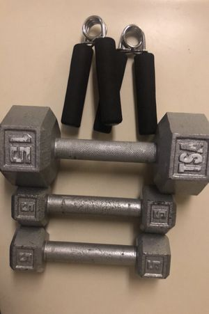 Weights/Grips for Sale in Anchorage, AK