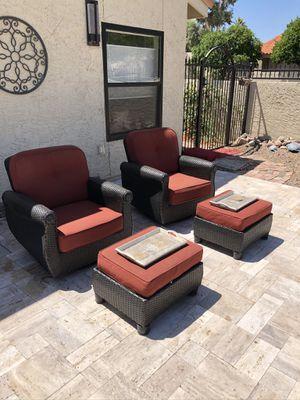 8 pc. Laze Boy Patio furniture set for Sale in Mesa, AZ