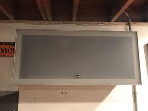 """Wall Cabinet with Flipper Door - Metal 35.5""""x15.5""""x14.5"""" for Sale in Utica, MI"""