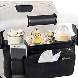Universal Stroller Organizer Bag with Insulated Cup Holder for Sale in Gilbert, AZ