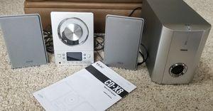 TEAC CD-X8 Micro Hi-Fi System - CD AM/FM Radio System for Sale in Federal Way, WA