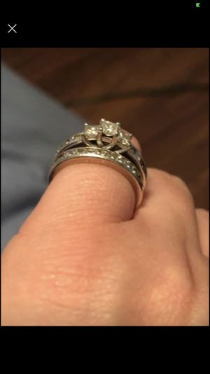 Wedding Ring Set for Sale in Fullerton, CA