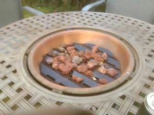 Propane BBQ fire pit for Sale in Auburn, WA
