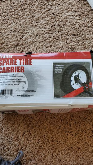 Trailer Spare Tire Carrier for Sale in Queen Creek, AZ