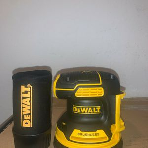BRAND NEW RANDOM ORBIT SANDER (TOOL ONLY) NO BATTERY -NO CHARGER - PRECIO FIRME-FIRM PRICE for Sale in Dallas, TX