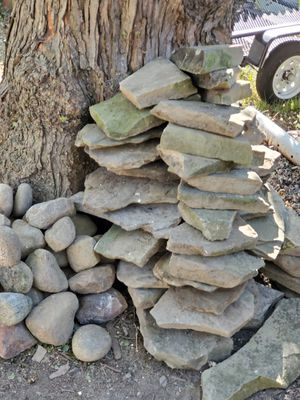 Patio Sandstone Border Decorative Landscaping Rock for Sale in Parma, OH