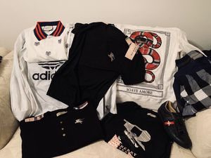 Guess~Gucci~Burberry~Adidas for Sale in Deerfield Beach, FL