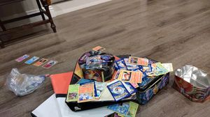 Pokemon Cards and binders(used) for Sale in Lake Forest, CA
