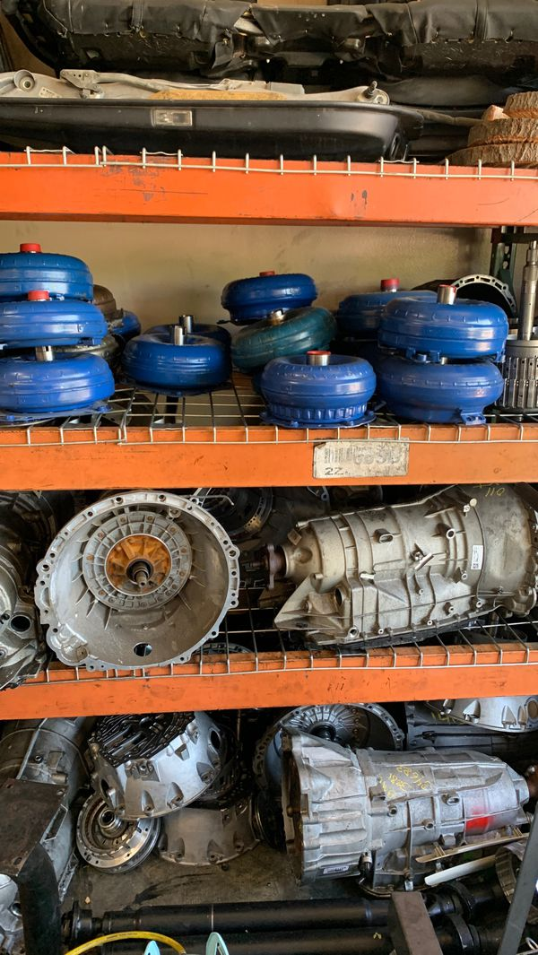 BMW Mercedes Audi Land Rover Audi and jaguars transmissions and parts