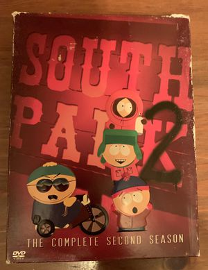 South Park DVD season 2 for Sale in San Diego, CA