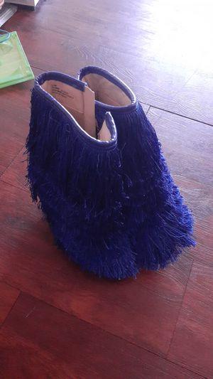 Fringe heels for Sale in Fort Pierce, FL