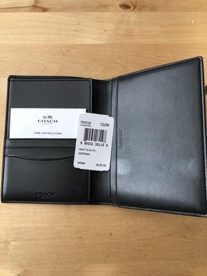 Coach passport wallet for Sale in Gilbert, AZ