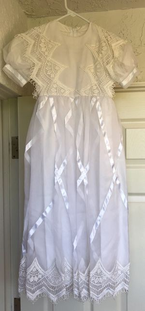 First communion or flower girl dress for Sale in Oldsmar, FL