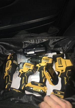 DeWALT four tool combo kit for Sale in Sacramento, CA