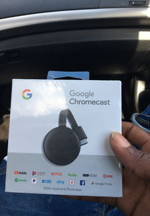 Google Chromecast for Sale in Georgetown, TX