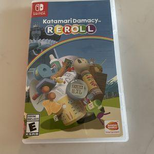 Katamari Damacy Reroll (Nintendo switch) for Sale in Chandler, AZ