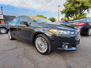 2015 FORD FUSION TITANIUM RUNS EXCELLENT for Sale in Modesto, CA