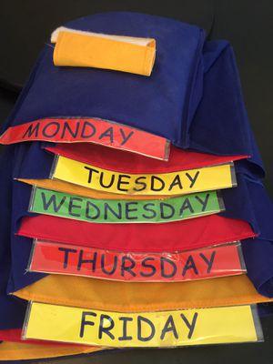 Kid hanging closet clothes organizer for Sale in Mesa, AZ