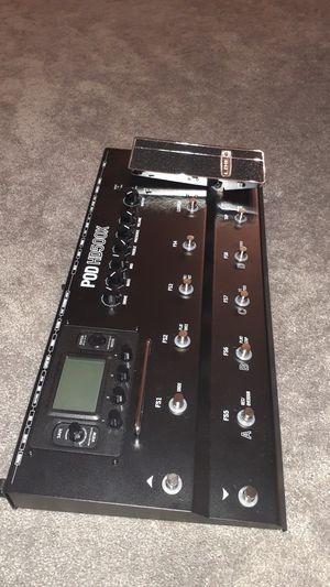 Line 6 POD HD500X Guitar Multi -Effects Processor for Sale in Carol Stream, IL