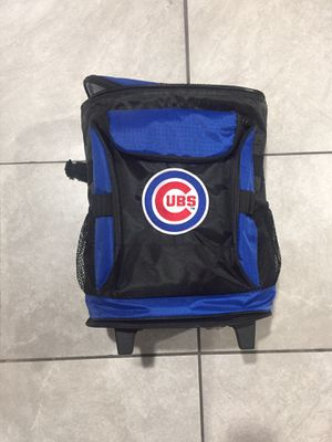 Chicago Cubs Rolling Cooler for Sale in Bellwood, IL