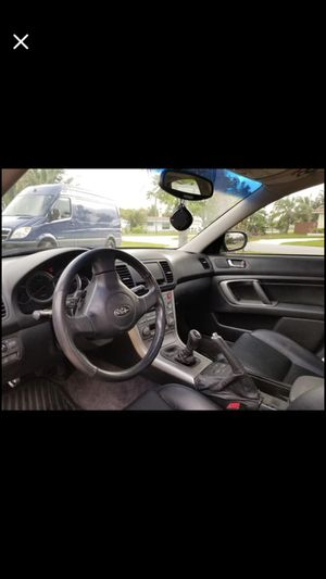 2005 Subaru Legacy 5 speed clean title for Sale in Margate, FL