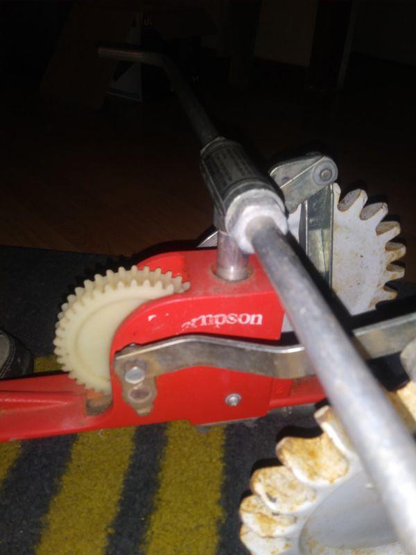 Tractor water sprinkler