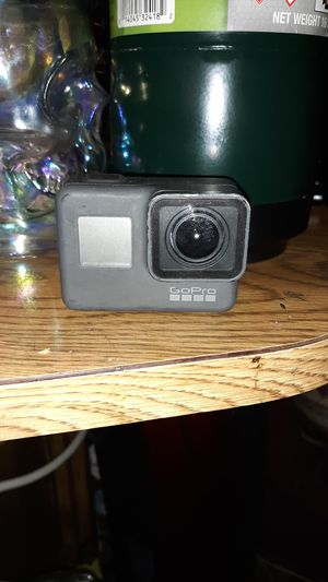 Go pro hero 5 black touchscreen for Sale in Lakeside, AZ