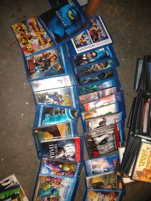 Movies selling collection for Sale in San Bernardino, CA