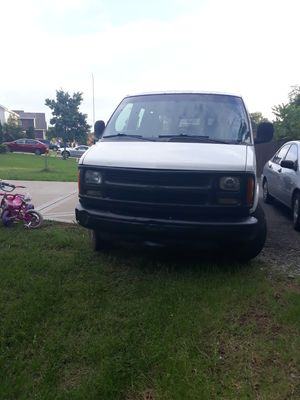2000 chevy express 3500 extended 179k for Sale in La Vergne, TN