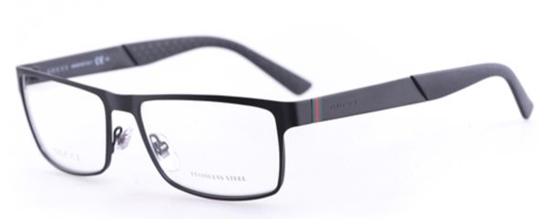 54eeba82daa New - Gucci Optical Glasses GG2228 Stainless steel Mens Square Full ...