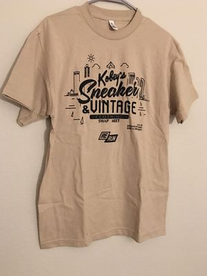 Kobey vintage sneakers new tee shirt Nike Adidas Supreme Bape for Sale in Chula Vista, CA