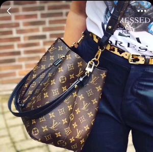ac6c5ebbfcbe9 Louis Vuitton Neverfull MM for Sale in Lubbock