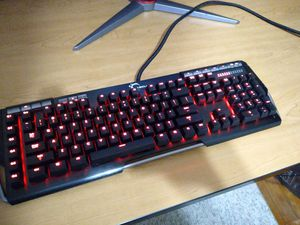 Mechanical gaming keyboard for Sale in Olympia, WA