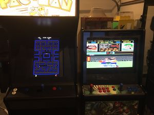 Multicade arcade games your choice 60 in 1 or 2222 in 1 1 year warranty play all the classics for Sale in Glenview, IL