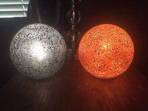 Better Homes and Gardens brand globe light for Sale in Wichita, KS