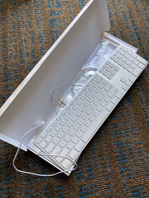 Apple Wired Keyboard for Sale in Buena Park, CA