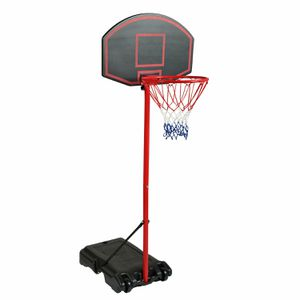 Eco-friendly and Premium Material Portable Basketball Hoop Stand System with Wheelš Outdoor Indoor Basketbalł Goał for Sale in Moreno Valley, CA