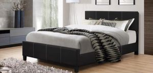 Queen full and twin platform bed frame for Sale in Elgin, IL
