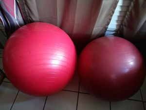 Yoga/exercise balls for Sale in Miami, FL
