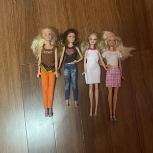 Barbie Dolls ( Set Four ) for Sale in Garden Grove, CA
