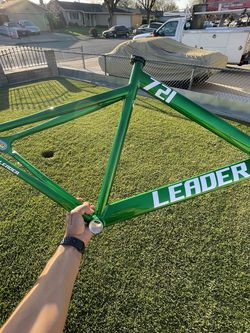 Leader 721 Metallic Green Carbon Fork for Sale in San Jose,  CA