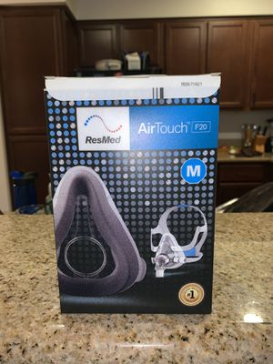 CPAP mask airtouch for Sale in San Diego, CA