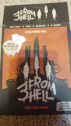 3 from Hell blu-ray +dvd+digital code for Sale in Crystal City, MO