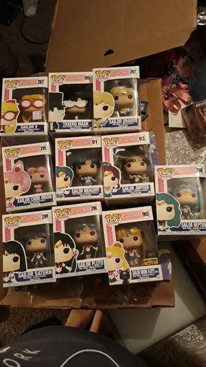 Sailor moon pop animation for Sale in Glendale, AZ