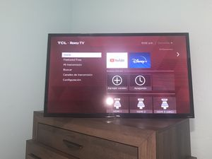 "TCL ROKU TV 32"" inch for Sale in Bingham Canyon, UT"