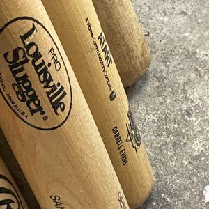 Old Wooden Baseball Bats for Sale in San Bruno, CA
