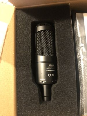 Audio-Technica AT2050 Microphone for Sale in Franklin, TN