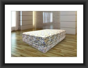 Queen plush 2pc mattress and box spring for Sale in Rockville, MD
