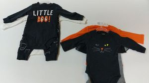 Carter's 3-PC Baby Clothes Sets - Halloween for Sale in Garden Grove, CA