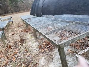 Tables (wood & wire) for Sale in Millville, NJ